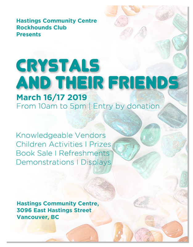 Events – Hastings Community Centre Rockhounds